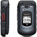 Kyocera DuraXE 4G LTE Rugged Mobile Flip phone Unlocked for GSM Networks 0