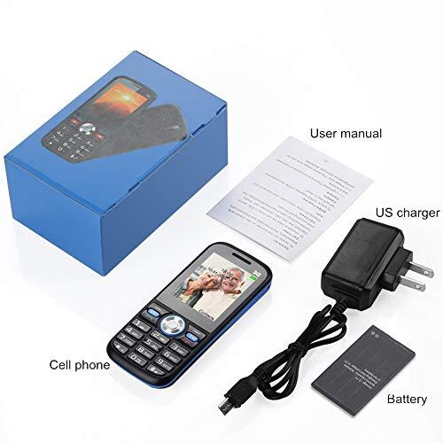 Easy to Use Cell Phones for Seniors- Elderly Phones for Seniors Loud  Speaker/2 0