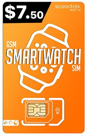 Smart Watch SiM Card 3 in 1 SIM Card GSM 2G 3G 4G LTE Smartwatches Kids Smartwatch and Wearables 0
