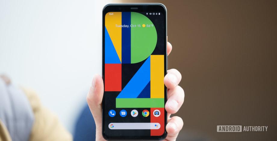 Pixel 4 XL screen in hand 2 920x470 1
