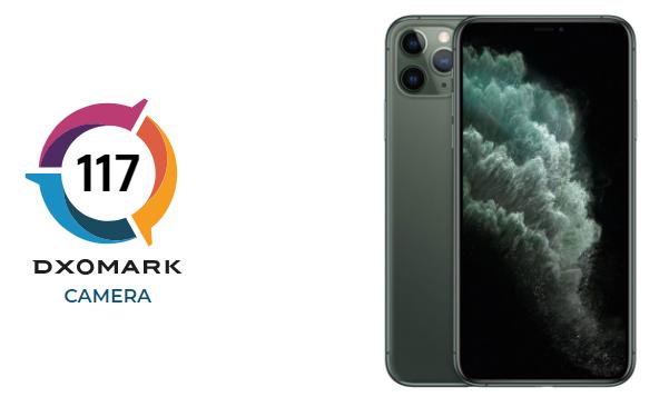 iPhone 11 Pro Max DxOMark featured